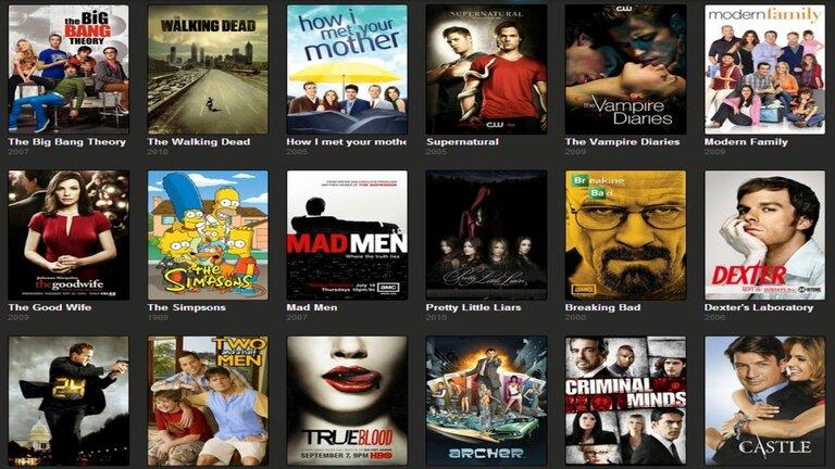 DE-IPTV Beste TV serien